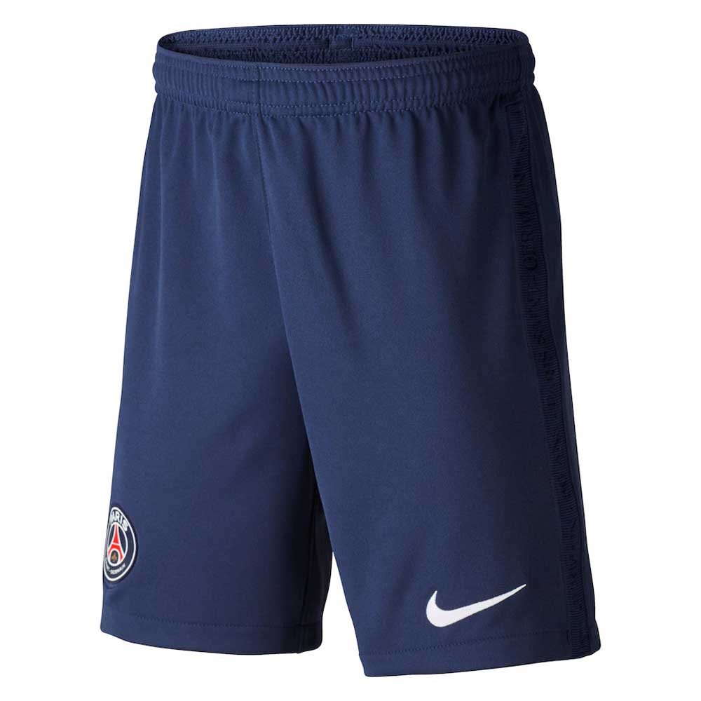 2020-2021 PSG Home Nike Football Shorts (Kids)