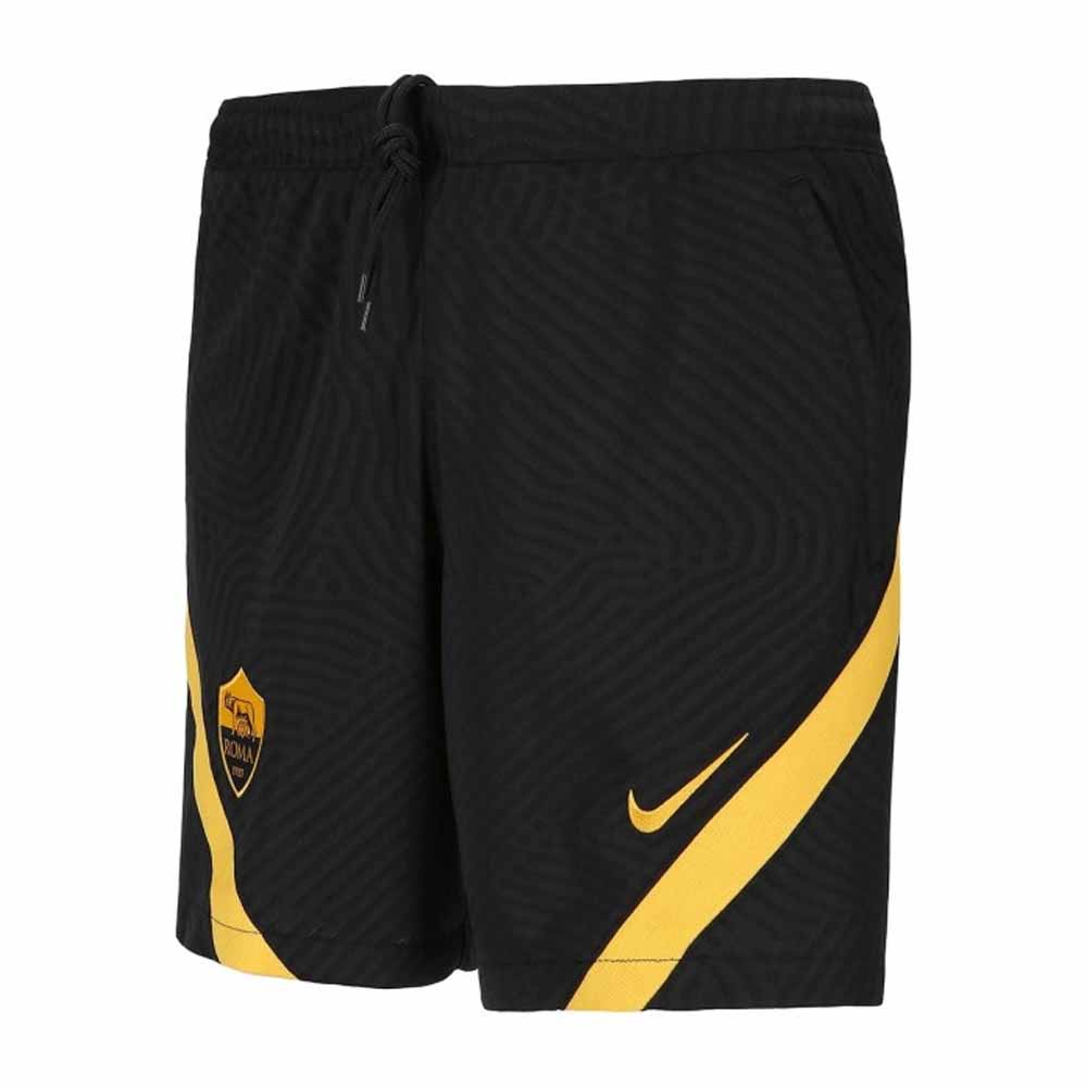2020-2021 AS Roma Nike Dry Training Shorts (Black)