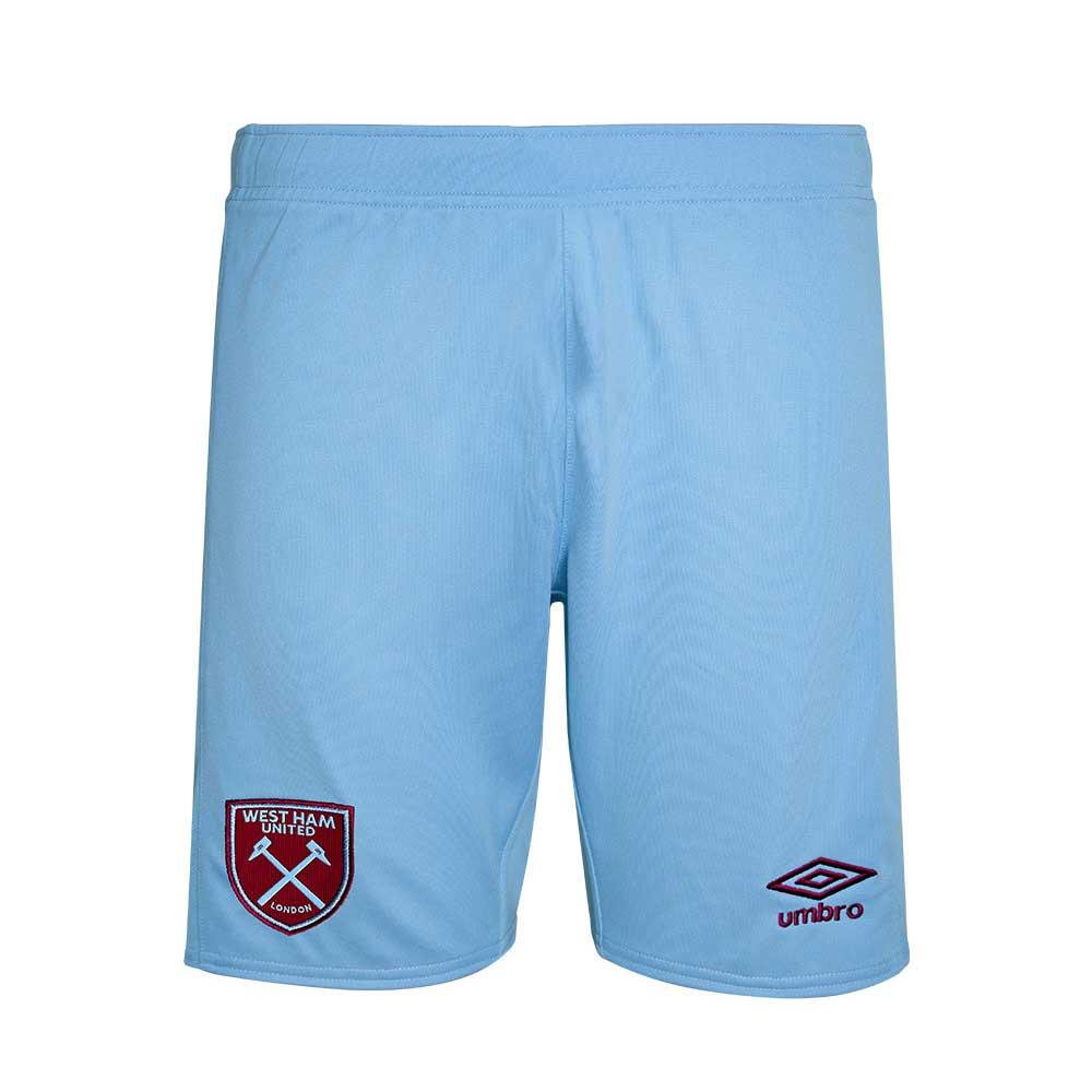 2020-2021 West Ham Away Football Shorts (Kids)