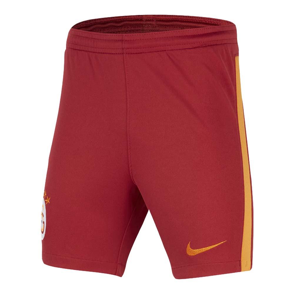 2020-2021 Galatasaray Home Shorts (Red)