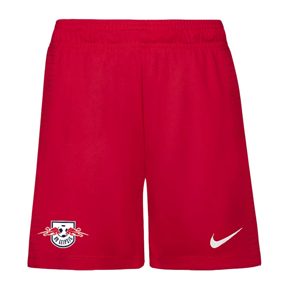 2020-2021 Red Bull Leipzig Nike Home Shorts (Red)