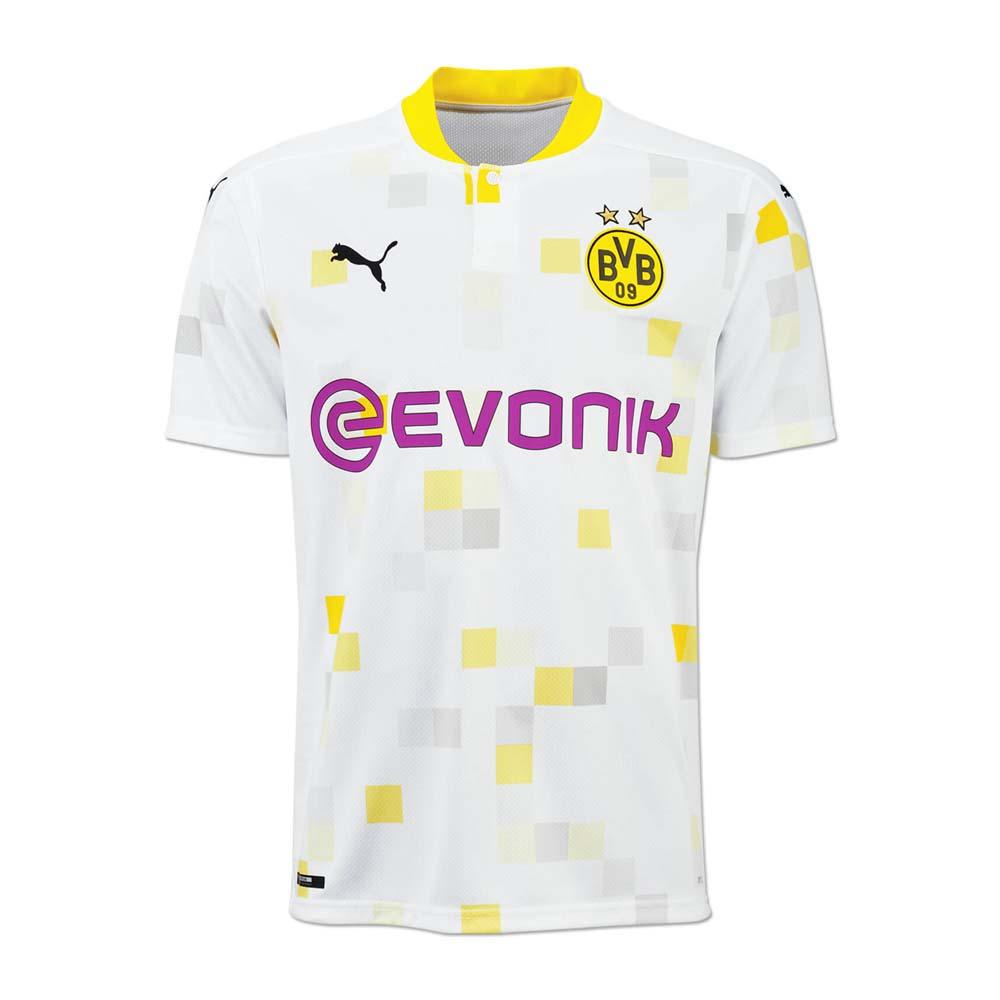2020 2021 Borussia Dortmund Puma Third Cup Football Shirt 75716503 Uksoccershop