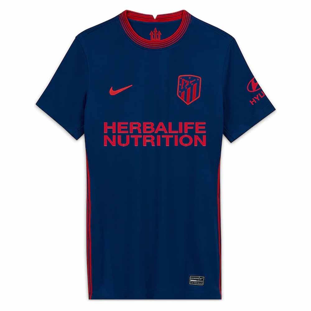 2020-2021 Atletico Madrid Away Nike Shirt (Ladies)