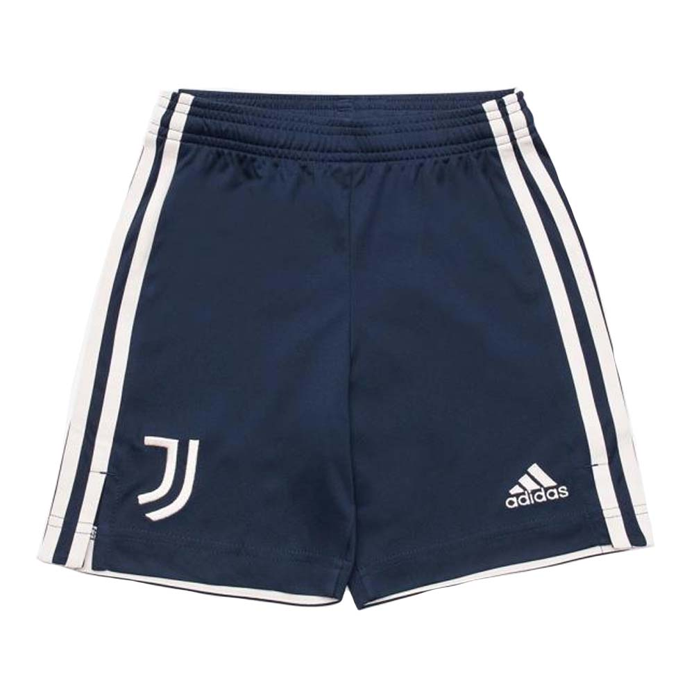 2020-2021 Juventus Adidas Away Shorts (Kids)