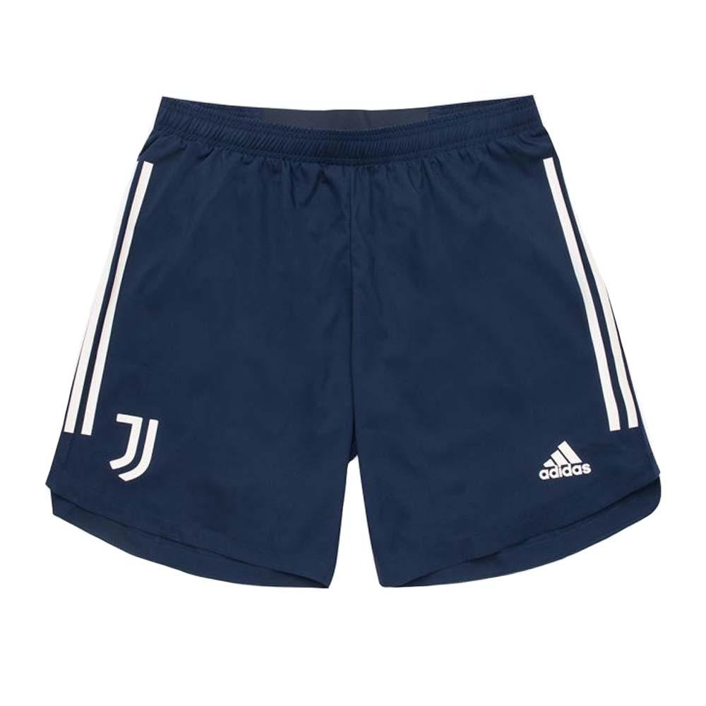 2020-2021 Juventus Adidas Away Shorts (Navy)