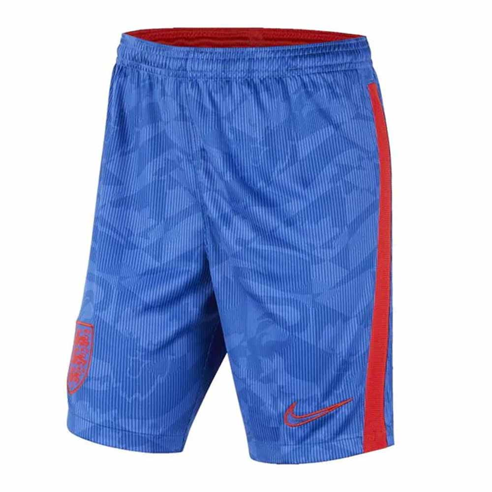 2020-2021 England Nike Away Shorts (Blue)