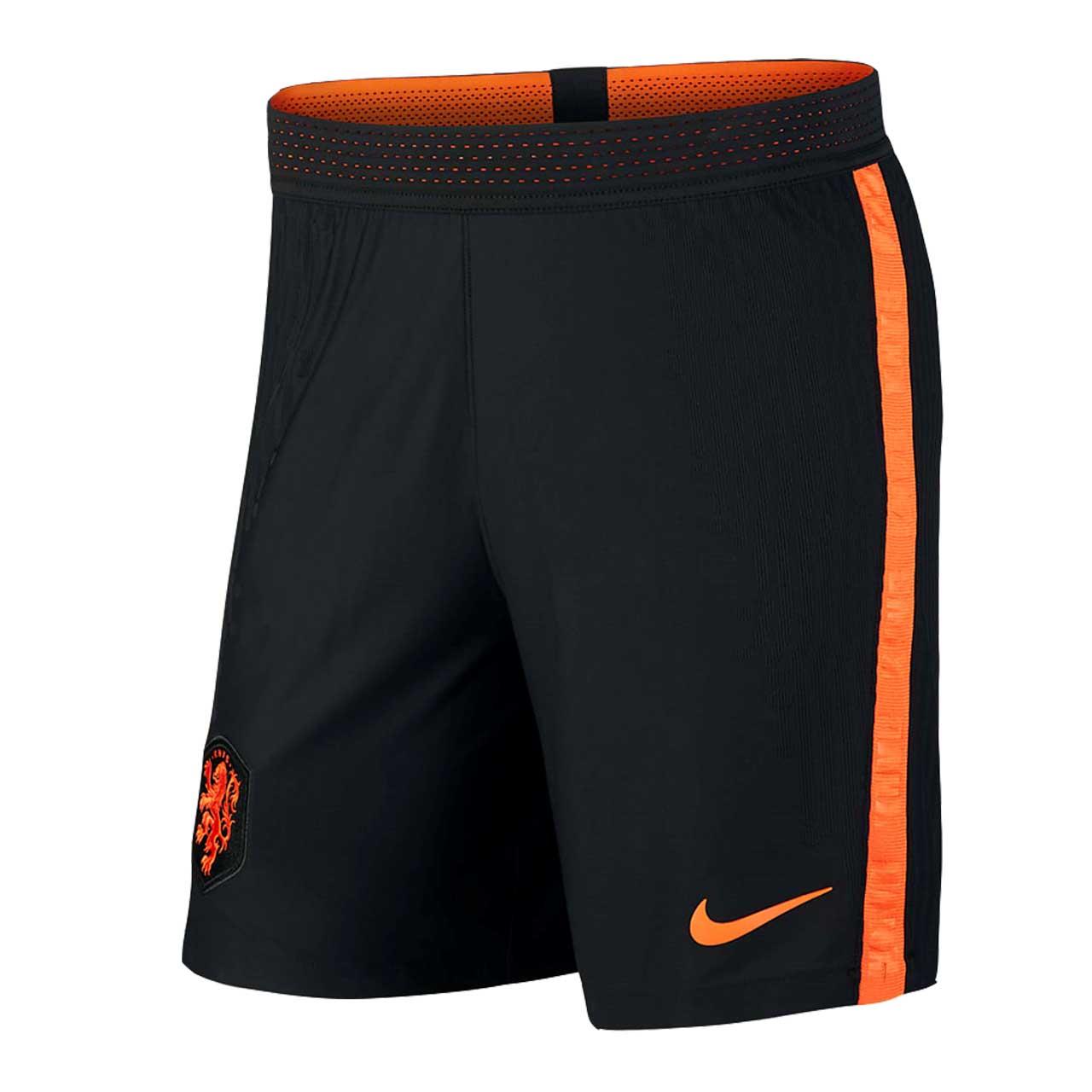 2020-2021 Holland Vapor Away Shorts (Black)