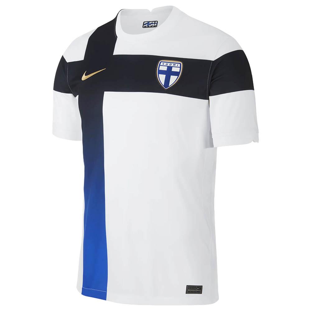 2020-2021 Finland Home Nike Football Shirt