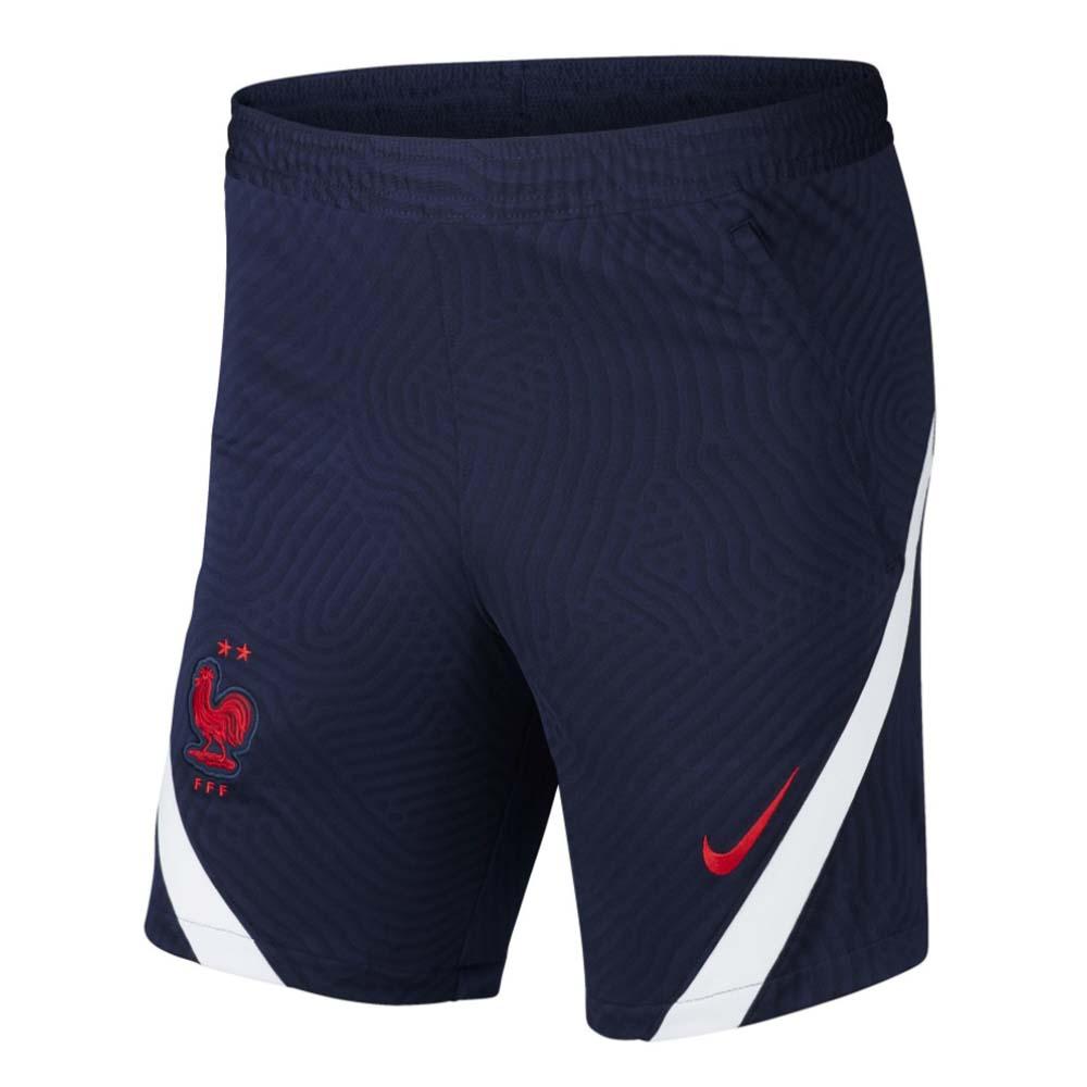 2020-2021 France Nike Strike Training Shorts (Obsidian) - Kids