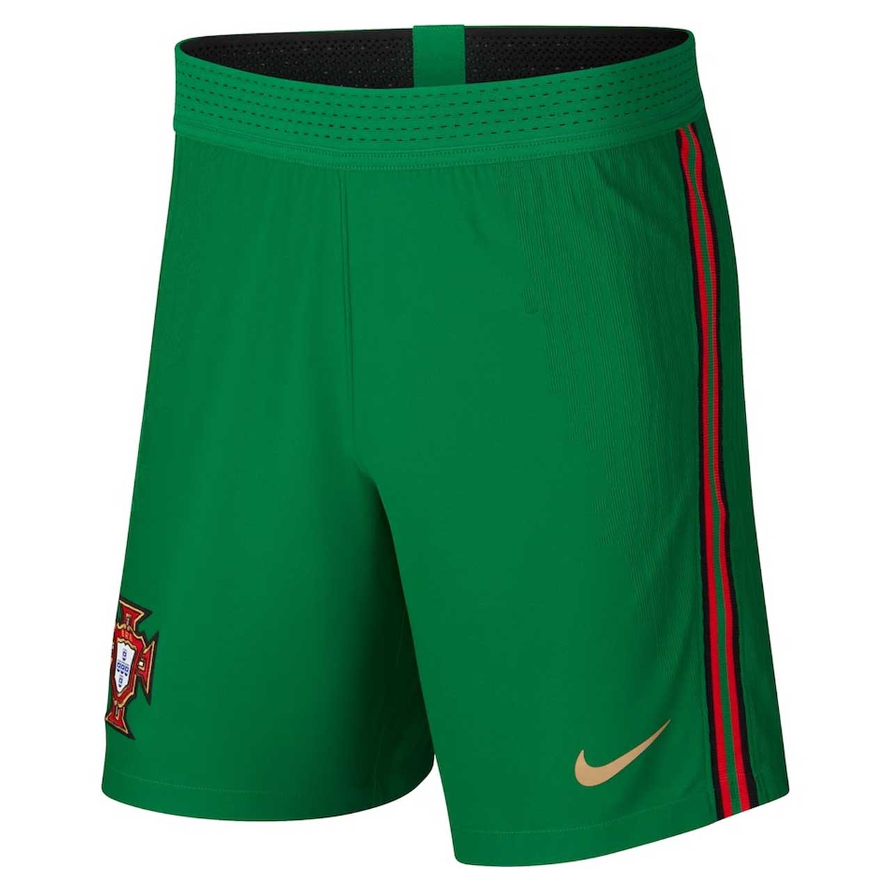 2020-2021 Portugal Nike Home Vapor Match Shorts (Green)