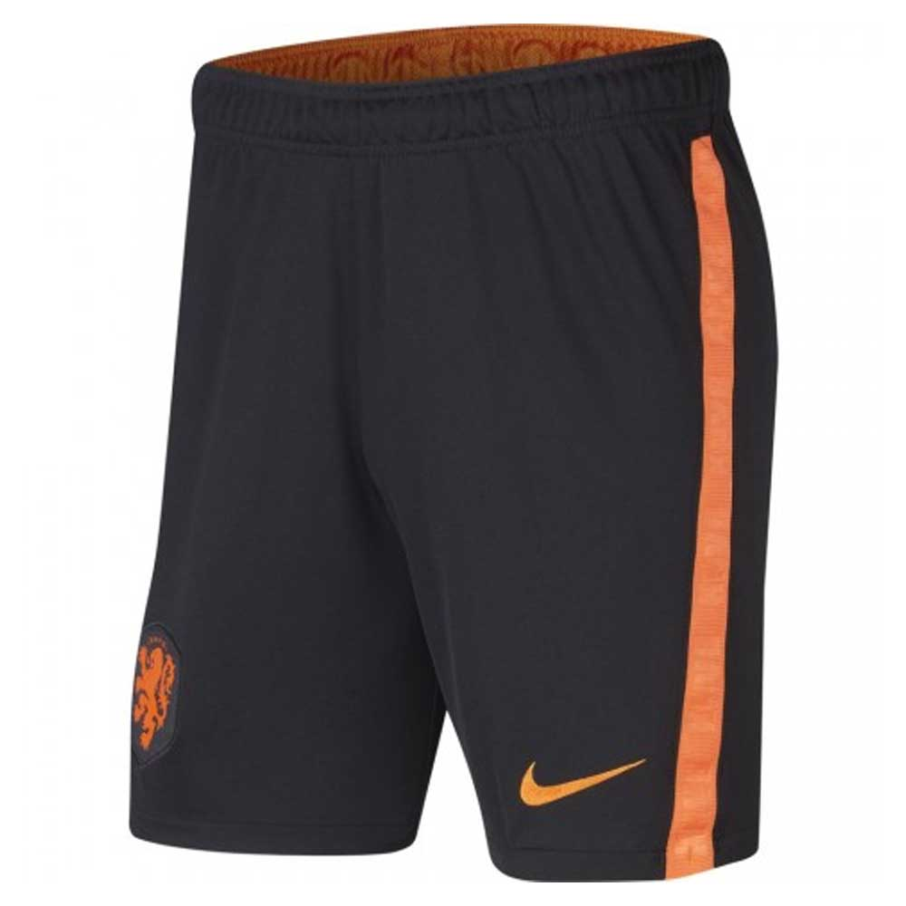 2020-2021 Holland Nike Away Shorts (Black)