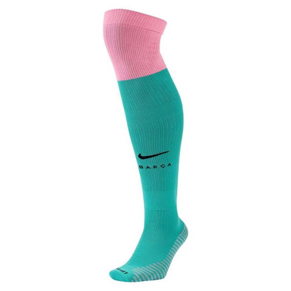 2020-2021 Barcelona Nike Third Socks (Green)