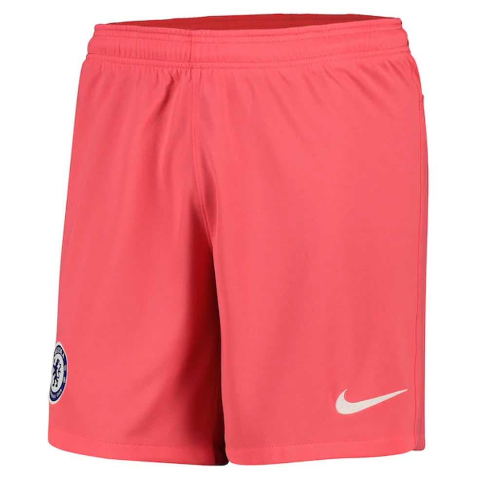 2020-2021 Chelsea Third Nike Football Shorts (Ember Glow)