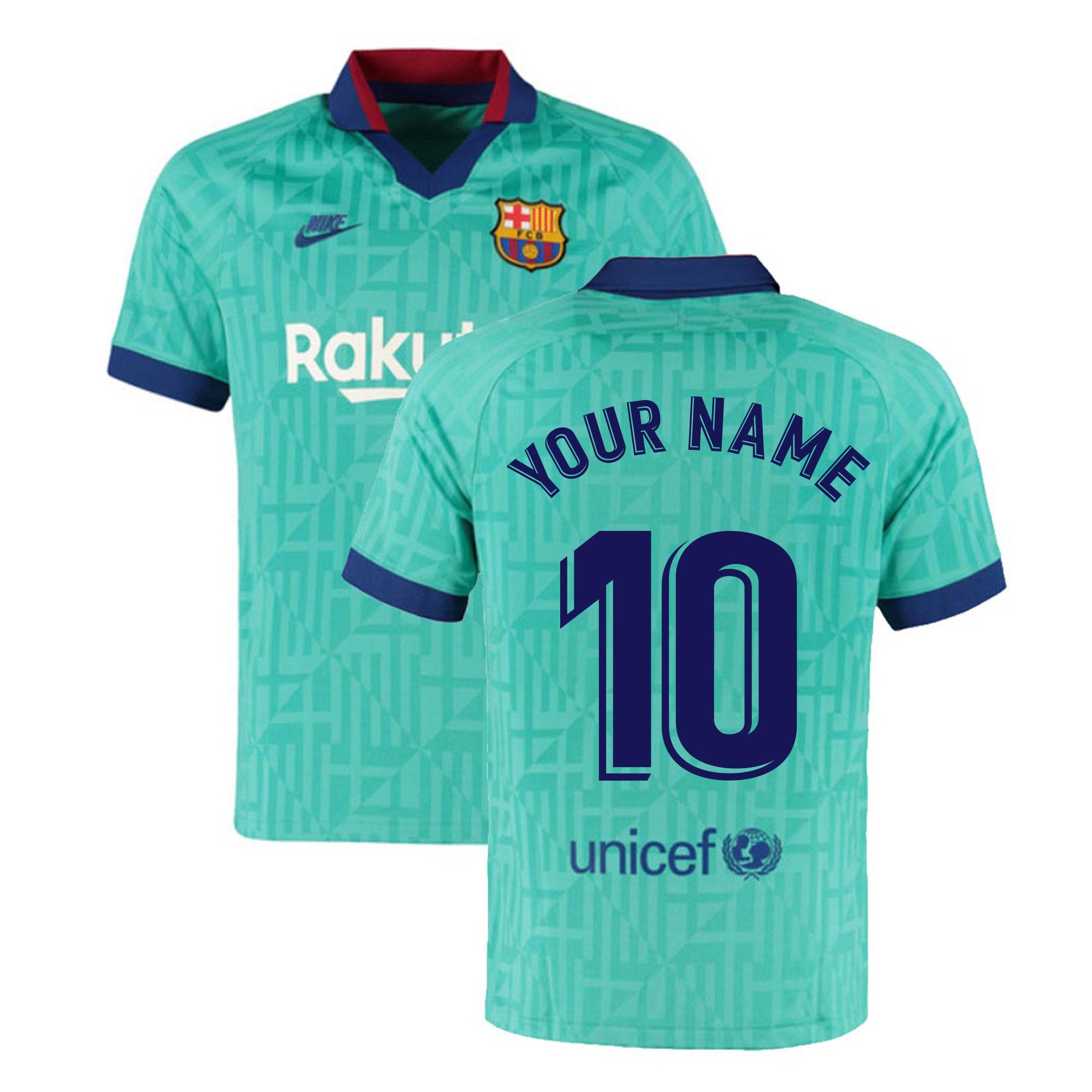 presentacion camiseta barcelona 2020