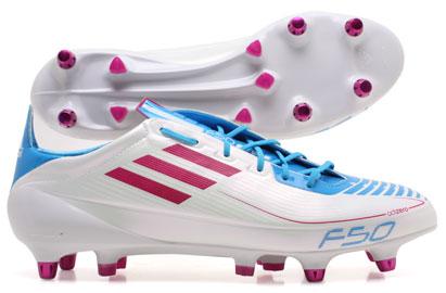 Football Boots F50 adizero TRX Hybrid SG Football Boots Lightning White/Radiant
