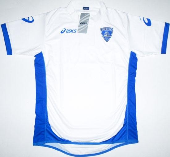 2010-11 Empoli Asics Away Football Shirt