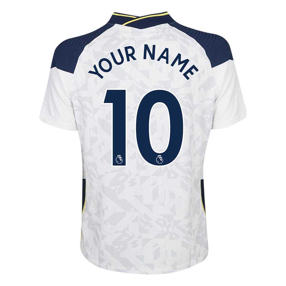 2020-2021 Tottenham Vapor Match Home Nike Shirt (Your Name)