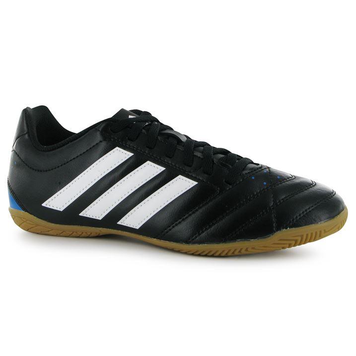 adidas black football trainers