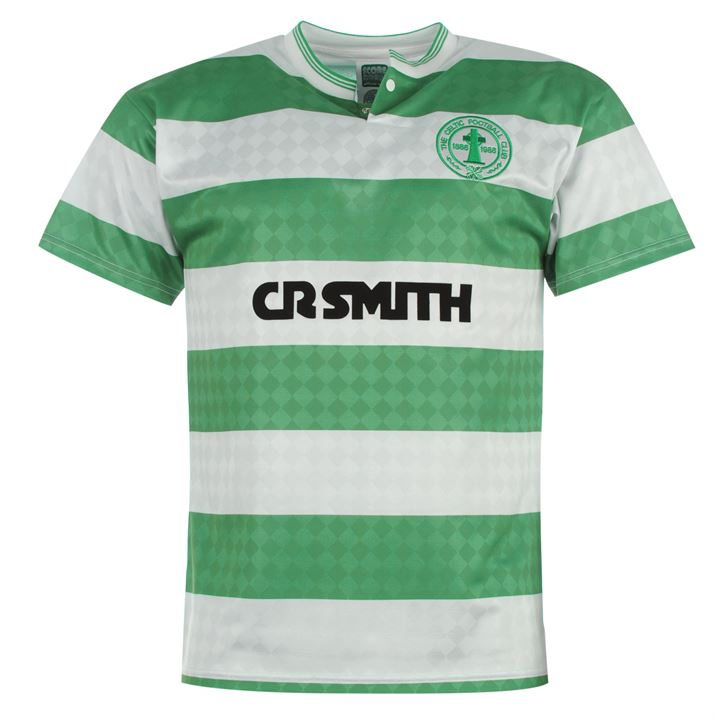 Celtic Score: Score Celtic 1978 Home Shirt Mens