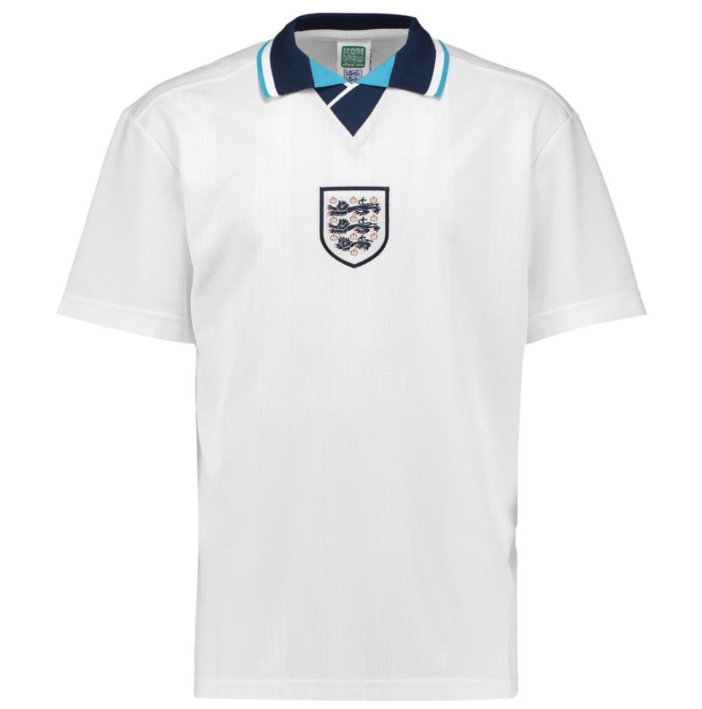 439fe517a90 Score Draw England 1996 Home Shirt [ENG96HEUROPYSS] - Uksoccershop