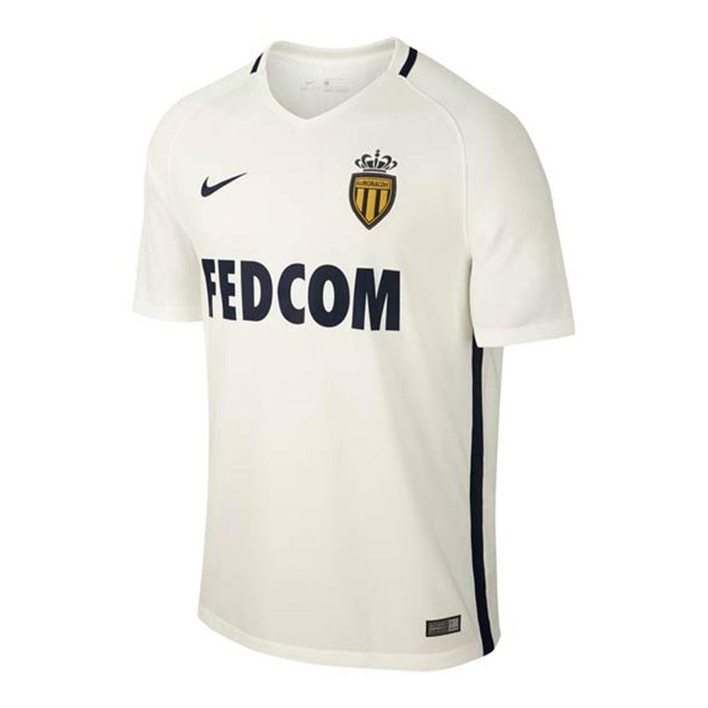 2016-2017 Monaco Away Nike Shirt (Kids)  777009-133  - Uksoccershop 8091184c9223c
