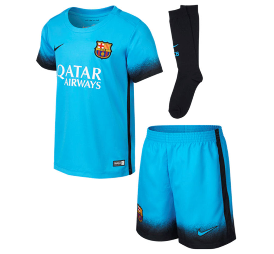 the best attitude 5c1ed 6386d barcelona youth clothing