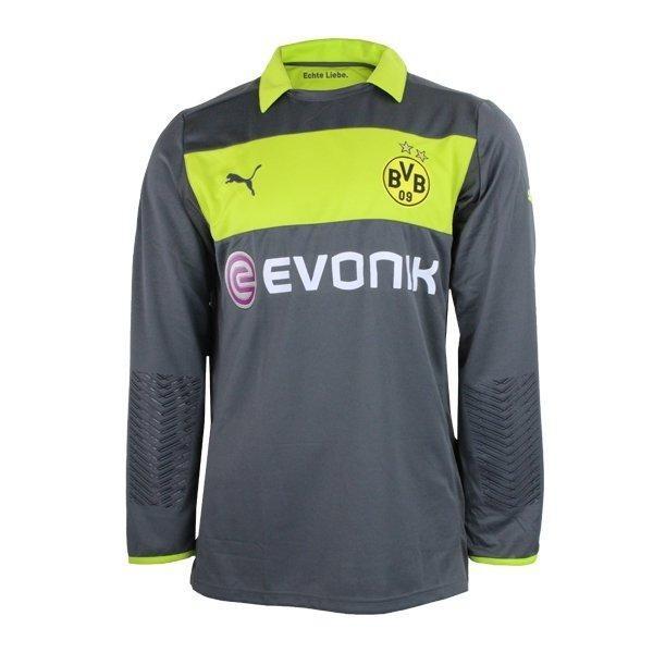 the best attitude 23dfd 16600 Puma Borussia Dortmund Mens LS Goalkeeper Home Shirt 2012/13