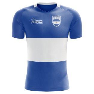 2018-2019 Nicaragua Home Concept Football Shirt