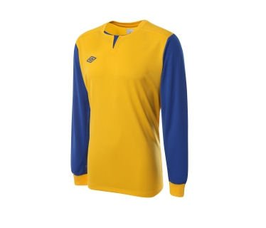 Umbro Aston LS Teamwear Shirt (light (yellow)