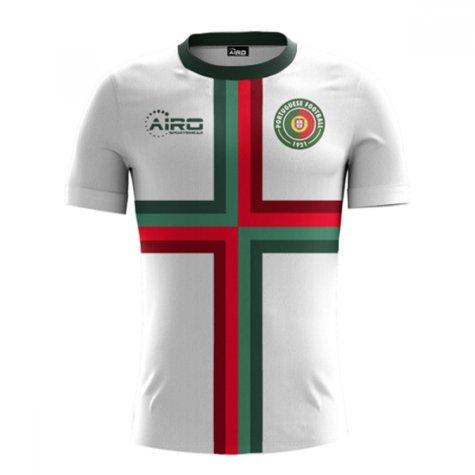 2018-2019 Portugal Airo Concept Away Shirt (Neto 4)