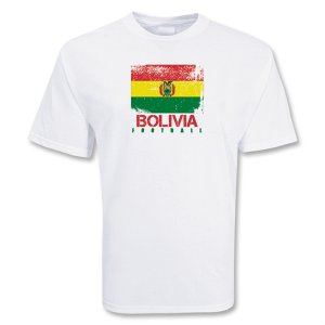Bolivia Football T-shirt
