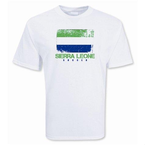 Sierra Leone Soccer T-shirt