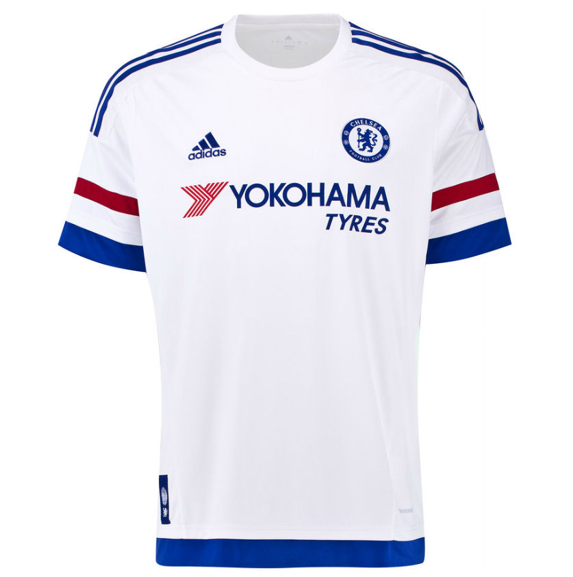 2015-2016 Chelsea Adidas Away Football Shirt  AH5108  - Uksoccershop 83442e9b5