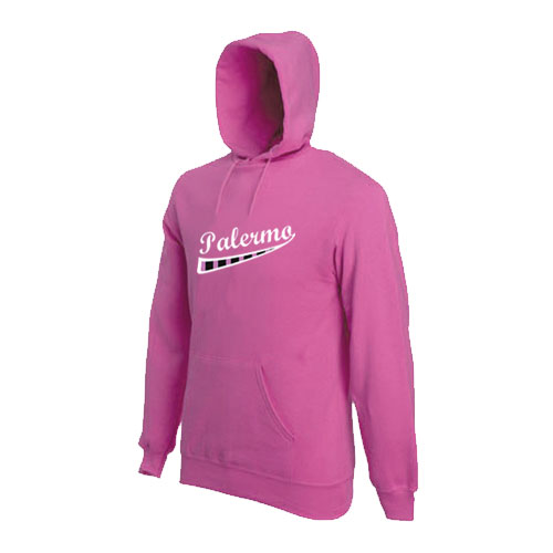 Palermo Supporters Hoody (Pink)