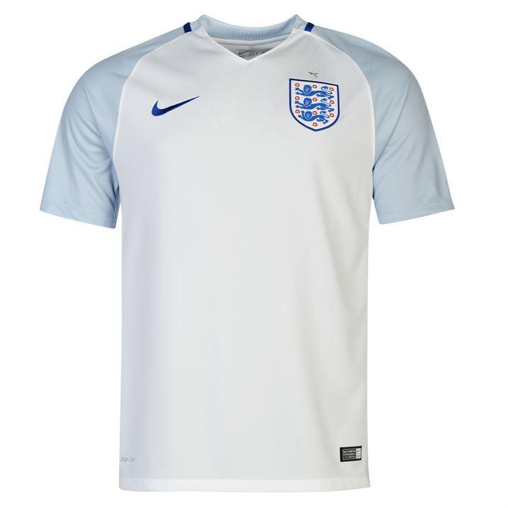 84b87aa89 2016-2017 England Home Nike Football Shirt (Kids)  724694-100  -  Uksoccershop
