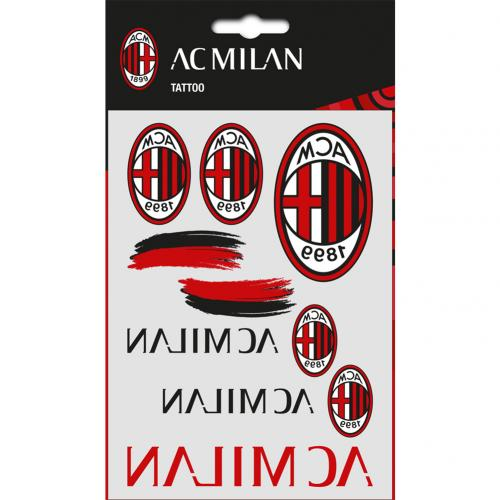 Image of A.C. Milan Tattoo Pack