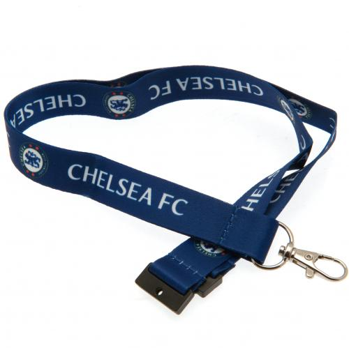 Image of Chelsea F.C. Lanyard