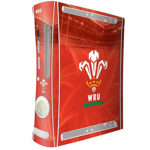 Wales R.U. Xbox 360 Console Skin