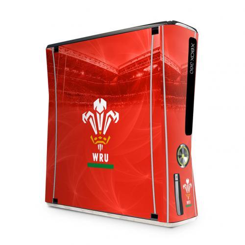 Wales R.U. Xbox 360 Console Skin (Slim)