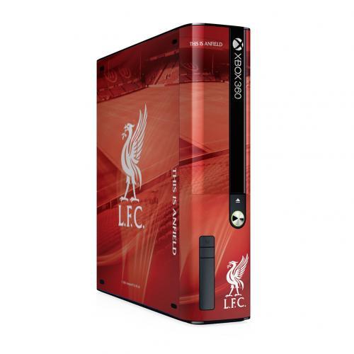 Liverpool F.C. Xbox 360 E GO Console Skin