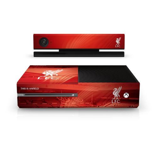 Liverpool F.C. Xbox One Console Skin
