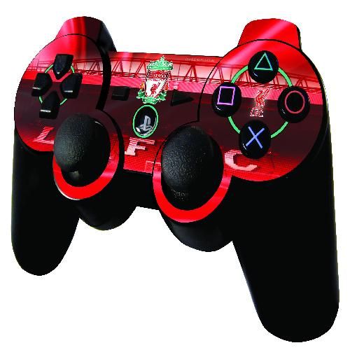 Official Liverpool PS3 Controller Skin
