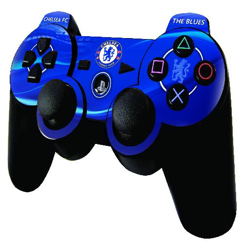 Official Chelsea PS3 Controller Skin