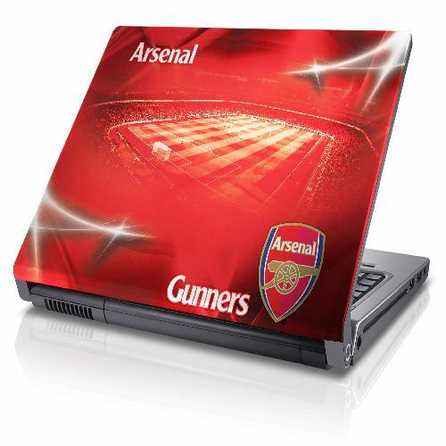 Official Arsenal Universal Laptop Skin