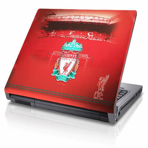 Official Liverpool Universal Laptop Skin