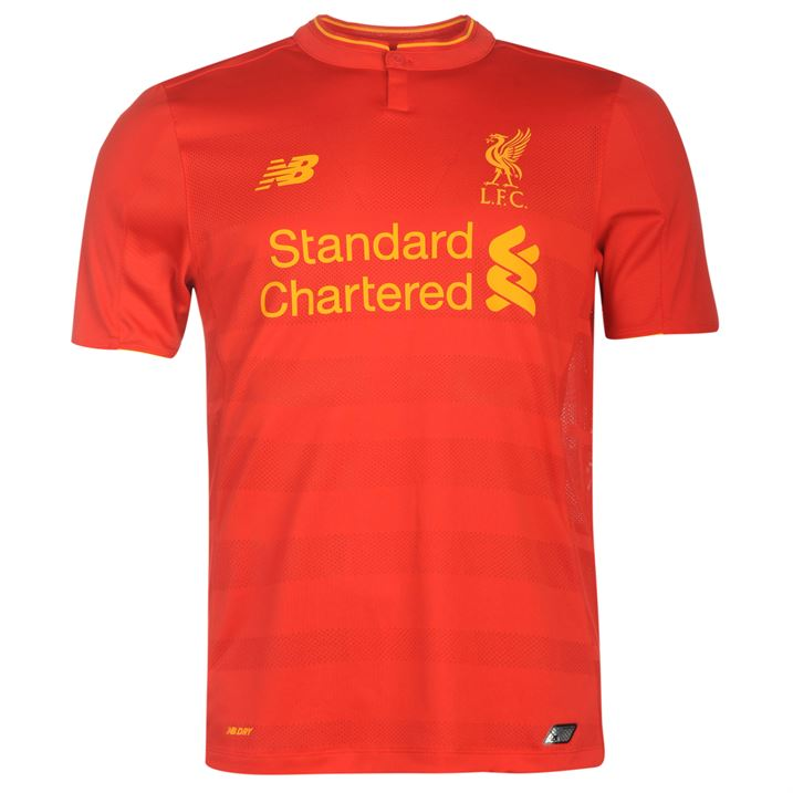 1ece22766 2016-2017 Liverpool Home Football Shirt  MT630001  - Uksoccershop