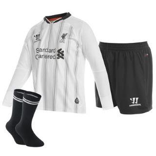 201314 Liverpool Home Goalkeeper Mini Kit