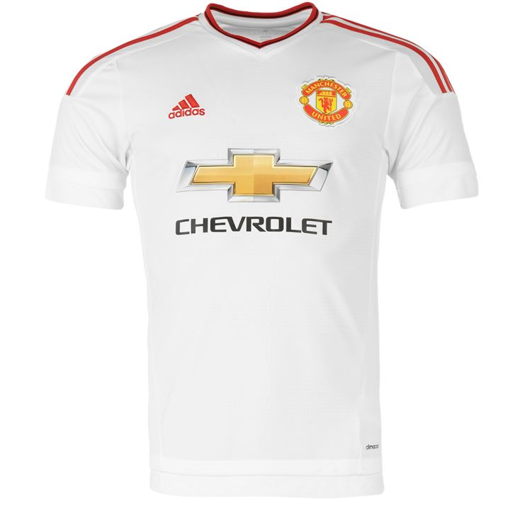2015-2016 Man Utd Adidas Away Football Shirt (Kids)  AI6360  - Uksoccershop a721ad42f