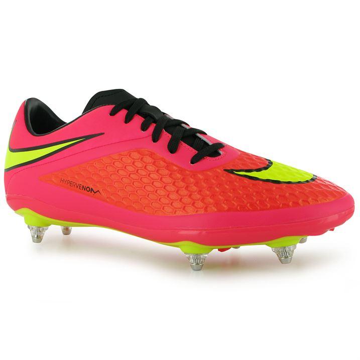 newest 60913 5c88c Nike Hypervenom Phelon SG Football Boots Red Image
