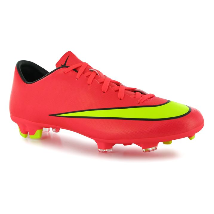 Nike Mercurial Victory FG World Cup Mens Football Boots (Punch-Gold)    -  Uksoccershop dfac6a8e3b3ff